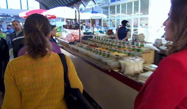 Ринок, фото: скріншот з відео