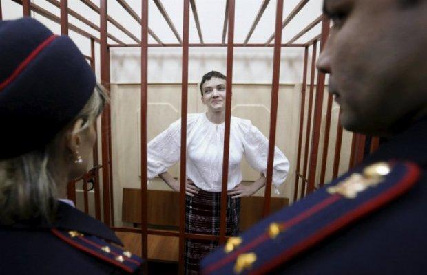 Росія висунула Надії Савченко остаточне обвинувачення
