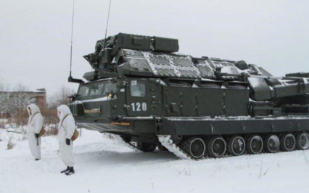 НЛО оставил российских военных с носом