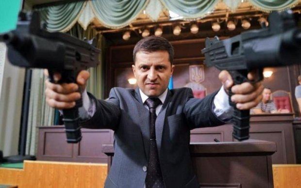 Робінзон Вова: Зеленський відправився на пошуки Януковича