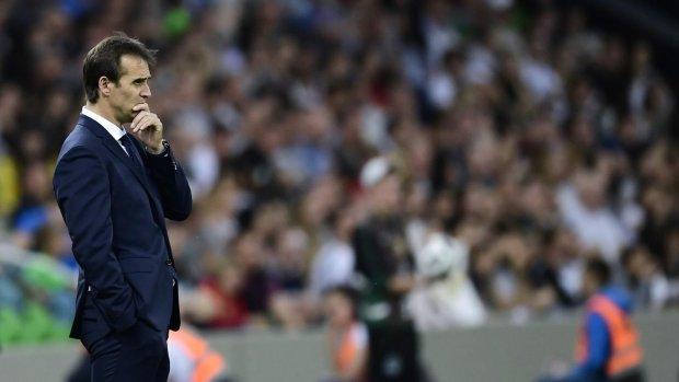 """""""Реал Мадрид"""" уволил Хулена Лопетеги"""