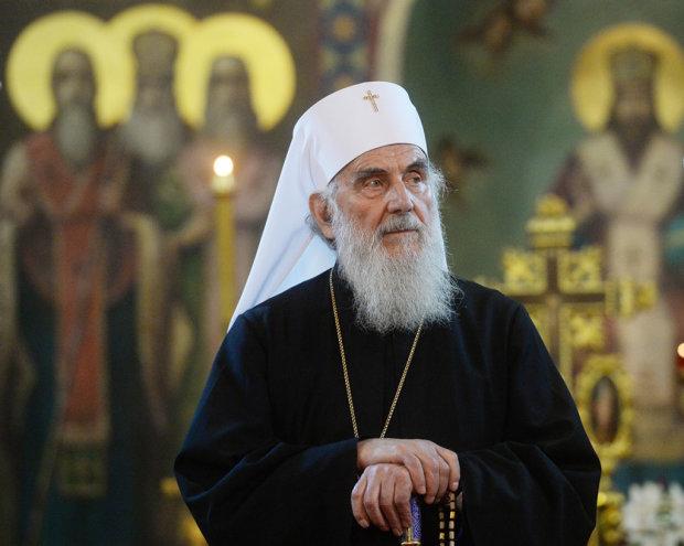 Сербский патриарх попросил Варфоломея не предоставлять Томос Украине