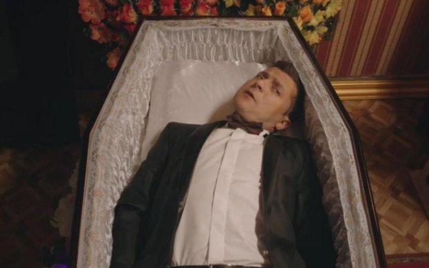Все ради экологии: украинцы презентовали уникальные гробы