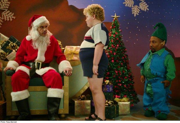 """""""Вы позволяете своим детям верить?"""": в США арестовали похитителя Рождества"""
