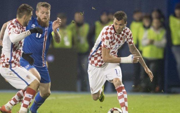 Ісландія - Хорватія: Де дивитися матч відбору ЧС-2018