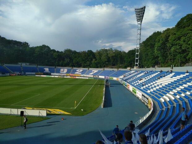 """Стадион """"Динамо"""" в Киеве, фото: Футбол 24"""