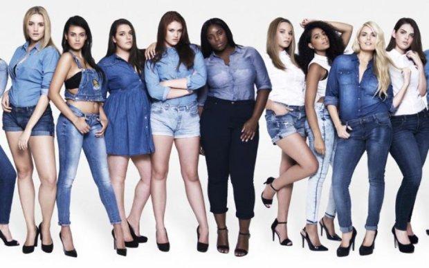 Як вам така мода: моделі-пампушки влаштували оголений протест