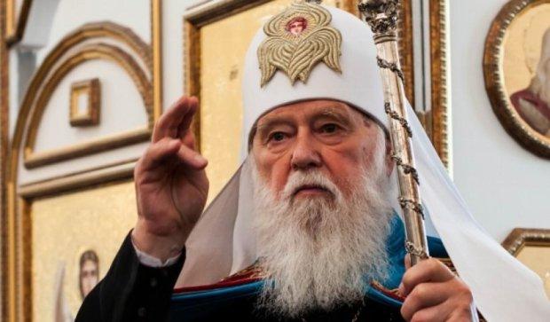 Патриарх Филарет обвинил РПЦ во лжи