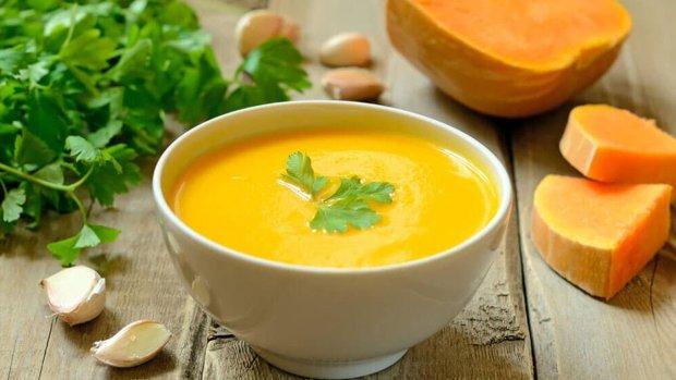 Нежный крем-суп из тыквы: вкусный рецепт, что принесет пользу желудку