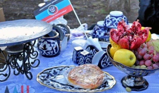 Верх цинизма : в «ДНР» устроили фестиваль еды на годовщину Голодомора