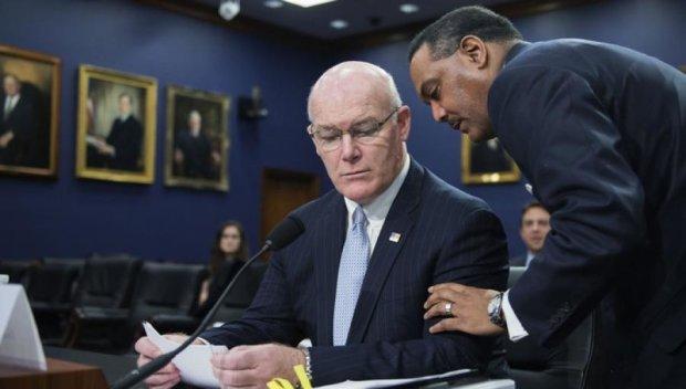 Глава Секретной службы США уйдет в отставку