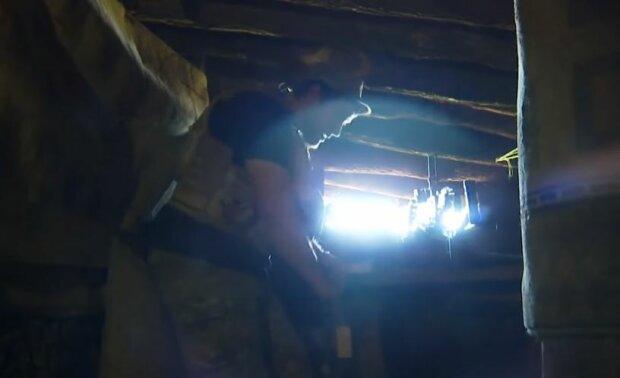 Солдат ВСУ, скриншот: YouTube