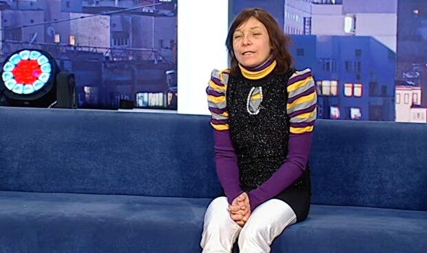 Ірина Петрова, кадр з програми Стосується кожного: YouTube