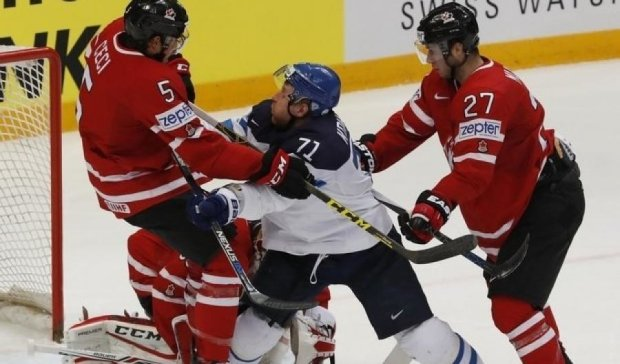Канадцы стали чемпионами мира по хоккею