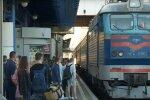 Поїзд, скрін, відео YouTube