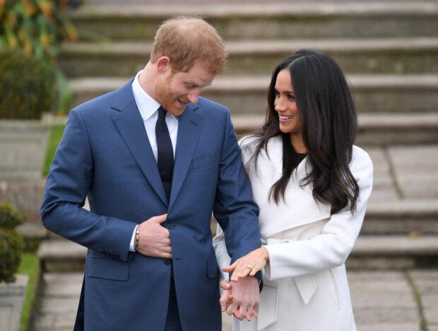 Принц Гарри и Меган Маркл, фото из свободных источников