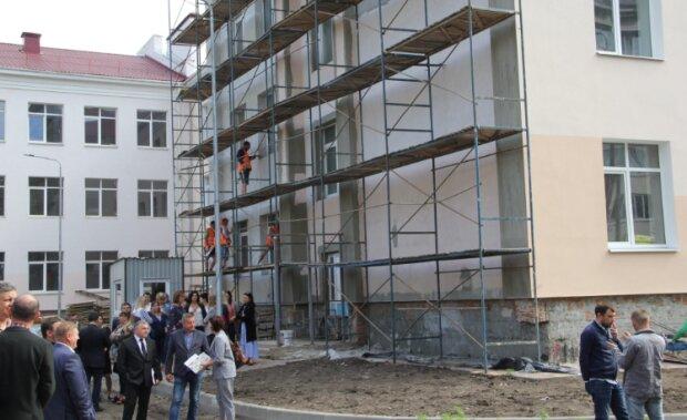 Будівництво, фото: poglyad.tv