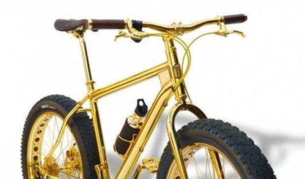 Алмазы, сапфиры и золото: самый дорогой в мире велосипед (фото)