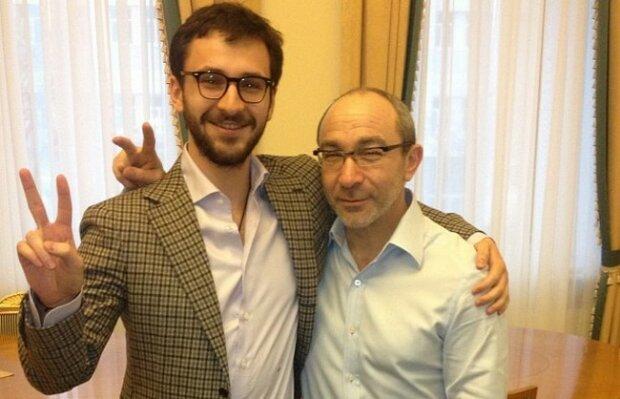 Геннадий и Кирилл Кернесы, фото из свободных источников