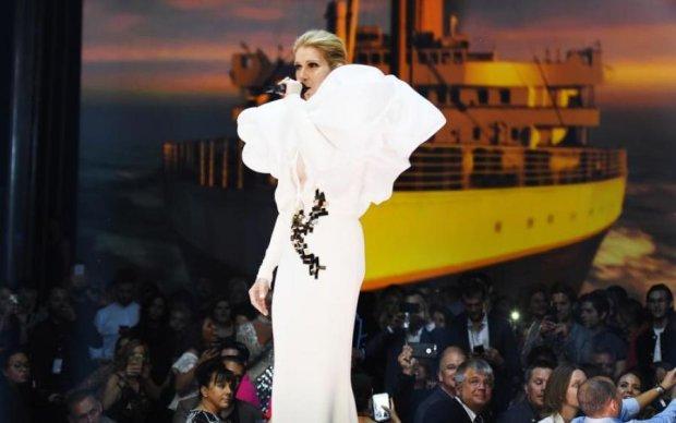"""Селін Діон вразила незрівнянним шоу на честь 20-річчя """"Титаніка"""""""