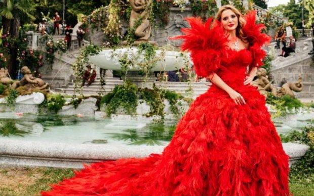 Оксана Марченко: Мои отношения с Dolce и Gabbana – из тех, когда вы – часть семьи