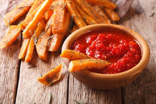 Секретний рецепт дієтичної картоплі фрі