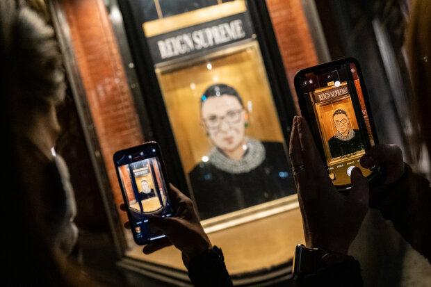 Померла Рут Гінзбург, Фото Getty Images