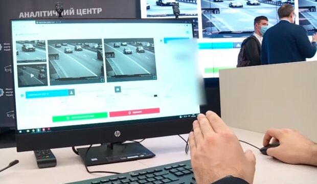 Автофіксація порушень ПДР, фото YouTube
