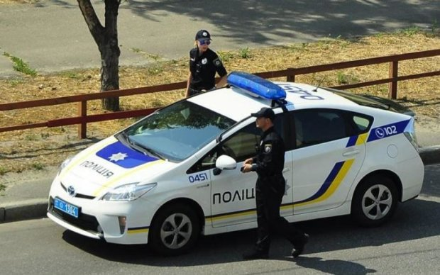 Голые причиндалы чудака перепугали пол-Киева: фото