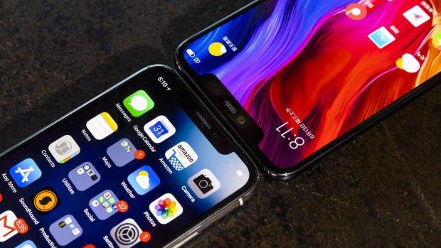 Xiaomi Mi 8 істотно подешевшав для українців