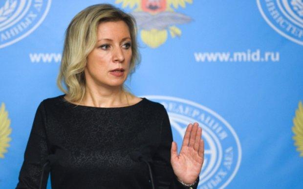 Захарова запуталась в геях Кадырова