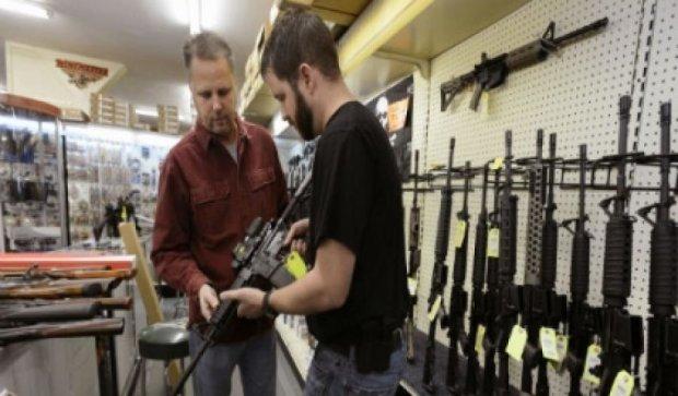 Почти 12% украинцев за свободную продажу оружия