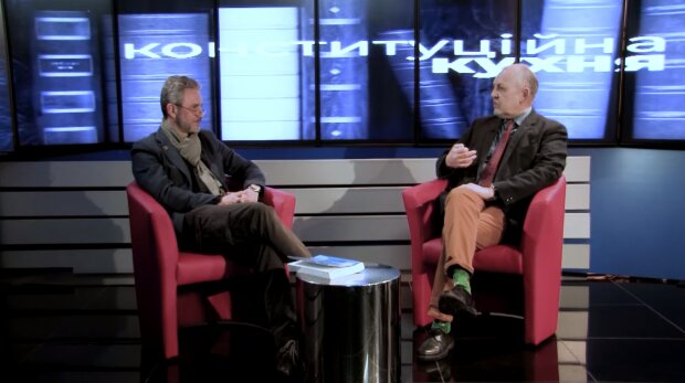 Юрій Макаров, скріншот відео