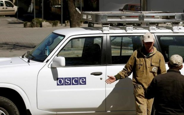 Боевики показали ОБСЕ истинное лицо