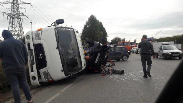 """Загибель """"прем'єр-міністра"""" Абхазії: копи розкрили жахливі подробиці аварії"""