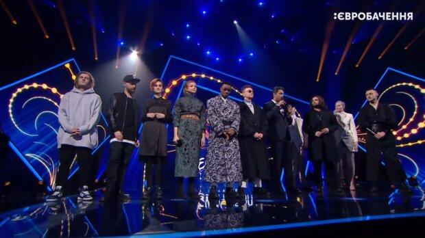 Финалисты Национального отбора на Евровидение 2020