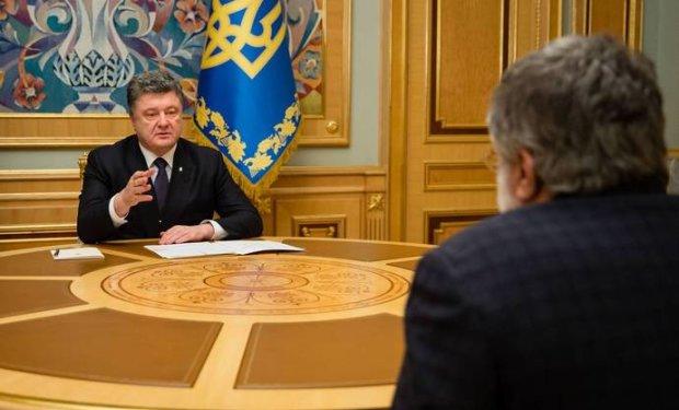 Коломойский рассказал, зачем Порошенко национализировал ПриватБанк