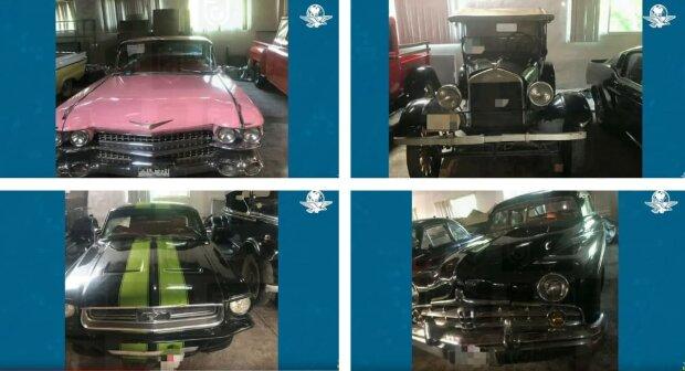 Коллекция эксклюзивных авто, скриншот