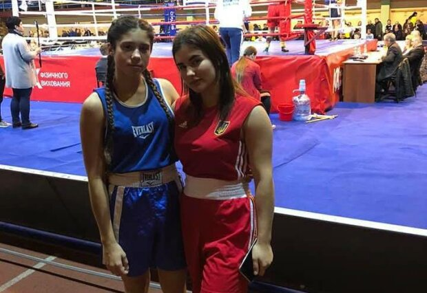 Дарья Шаман стала чемпионкой Украины по боксу