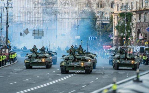 День Независимости: что впервые показали украинцам во время парада