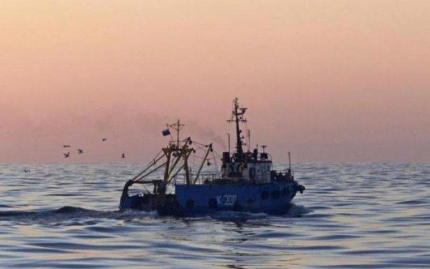 Україна заарештувала скандальне російське судно Норд