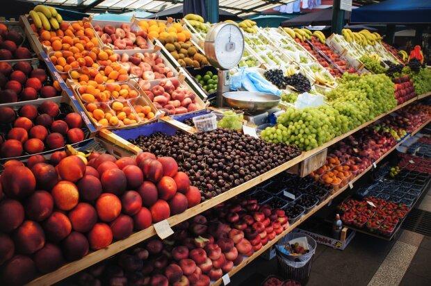 рынок, фото Pxhere