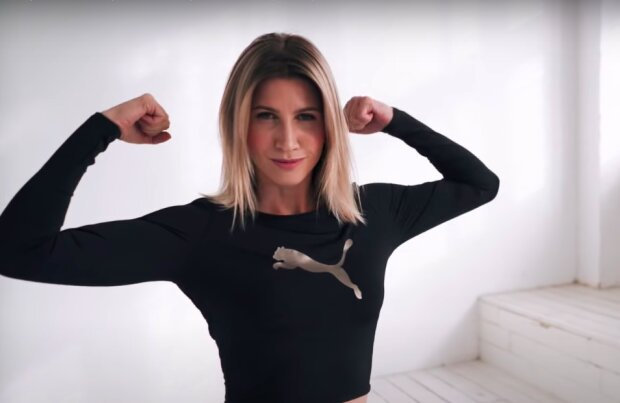 Анита Луценко, скриншот из YouTube