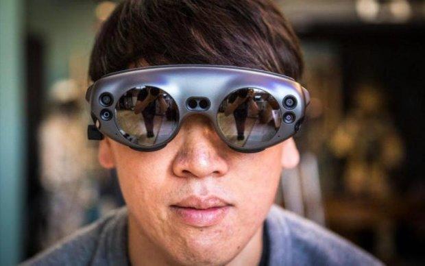 Magic Leap: очки дополненной реальности показали изнутри