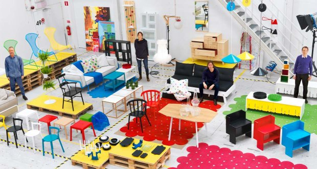 Собственное производство: стало известно, когда IKEA придет в Украину