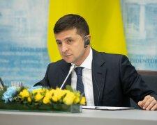 Владимир Зеленский на украинско-литовском экономическом форуме в Вильнюсе, фото ОП