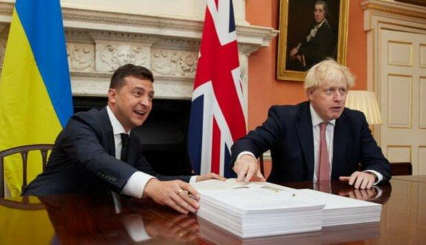 Володимир Зеленський у Лондоні, фото: Офіс президента