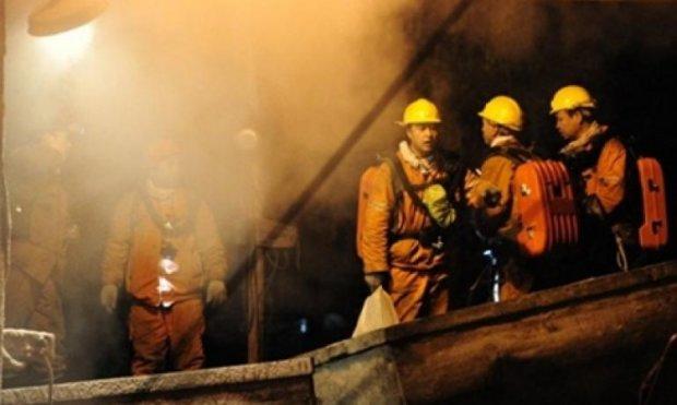 На Донбассе вспыхнула шахта с горняками
