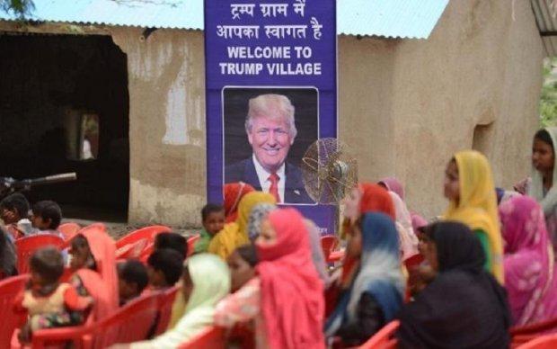 """Трамп обзавелся """"собственной"""" деревней в Индии"""