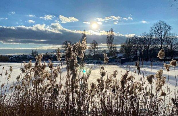 зима, ілюстративне фото з вільних джерел